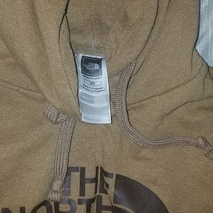 The North Face Shirts - The North Face hoodie (Khakie)